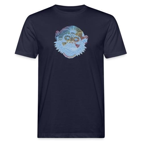 affe - Männer Bio-T-Shirt
