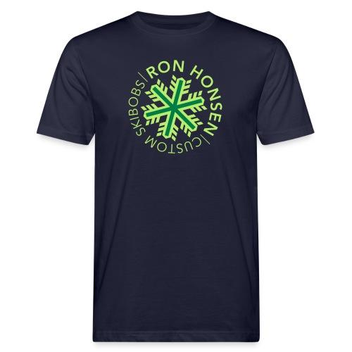 ronhonsen snowflake3 - Männer Bio-T-Shirt