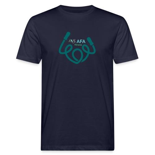 AFAfitness - T-shirt ecologica da uomo