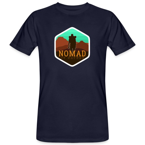 Nomad By Nature - Männer Bio-T-Shirt