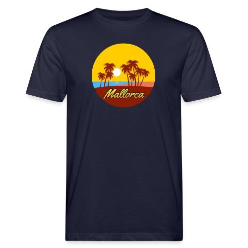 Mallorca - Als Geschenk oder Geschenkidee - Männer Bio-T-Shirt