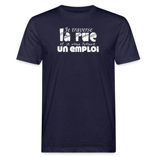 #TraverseLaRueCommeManu - T-shirt bio Homme