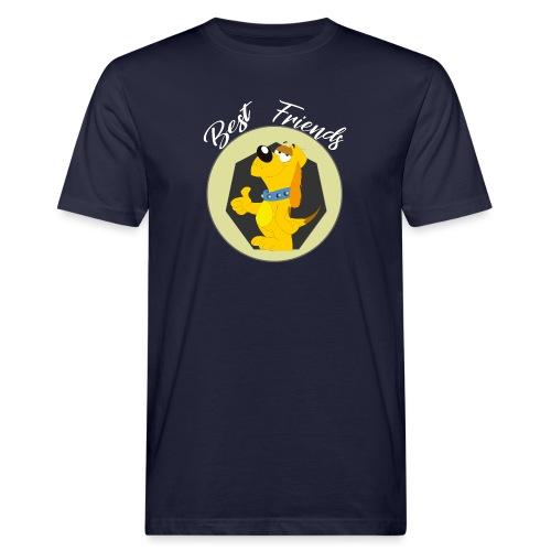 Best friends - Camiseta ecológica hombre