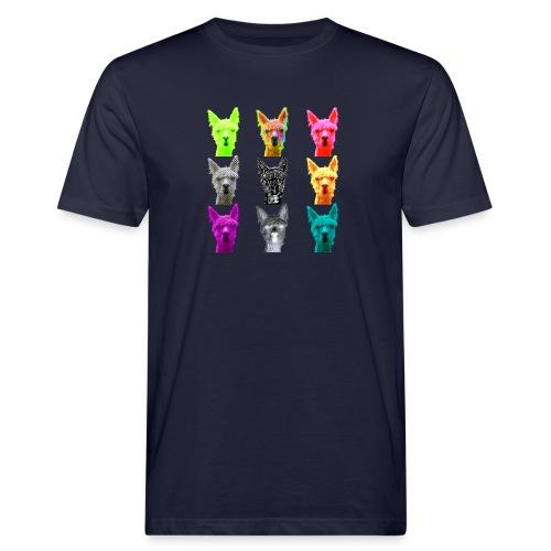 Al Paka - Männer Bio-T-Shirt