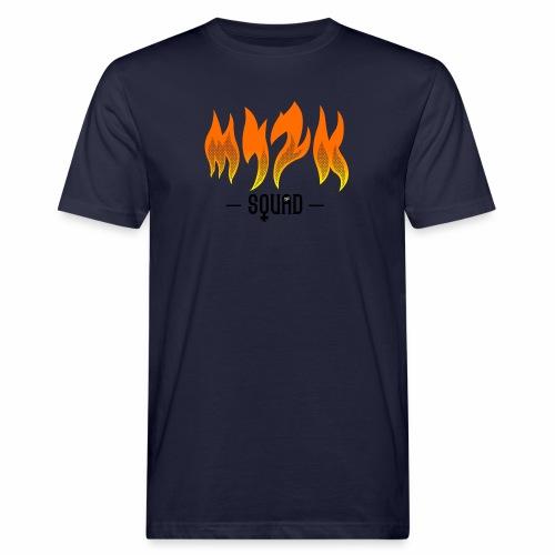 MY2K Squad Feu - T-shirt bio Homme