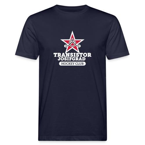 Transistor Logo ab 2012 13 3c - Männer Bio-T-Shirt