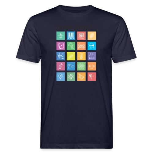 15 min. about... - Männer Bio-T-Shirt