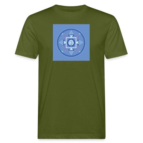 Ajna - Third Eye Chakra - Miesten luonnonmukainen t-paita