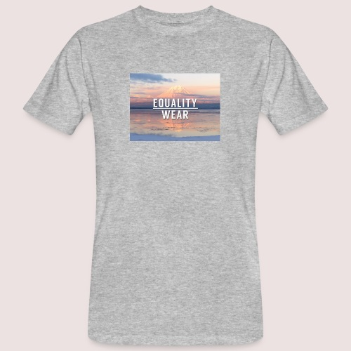 Mountain Equality Edition - Men's Organic T-Shirt