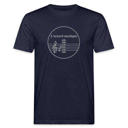 Scriabin L accord mystique - Männer Bio-T-Shirt