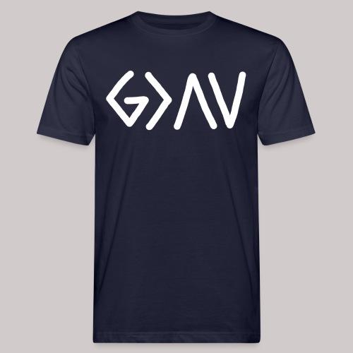 Dios es GRANDE - Camiseta ecológica hombre