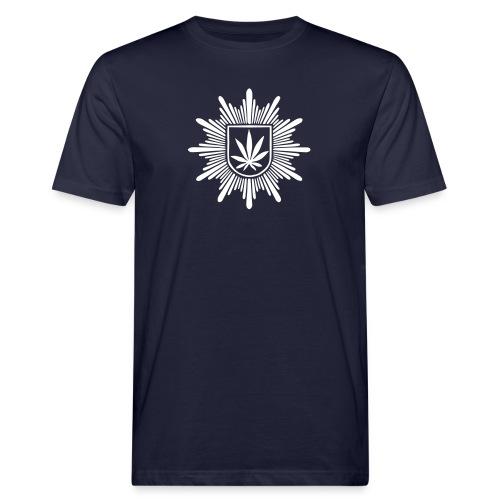 Bundeshanfschutz (pur) - Männer Bio-T-Shirt