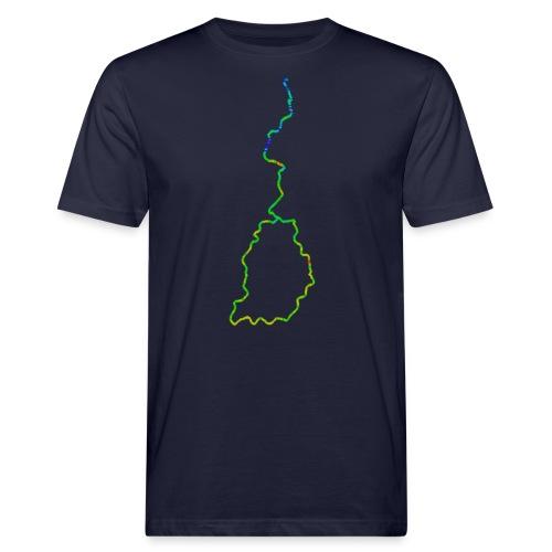 Cycling the Hoep - Mannen Bio-T-shirt