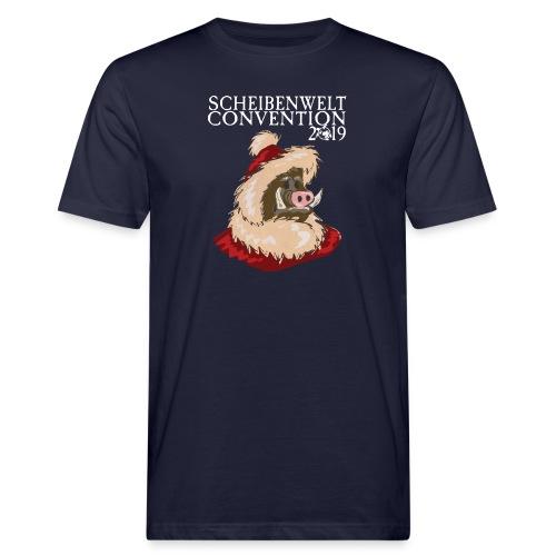 Scheibenwelt Convention 2019 - Schneevater - Männer Bio-T-Shirt