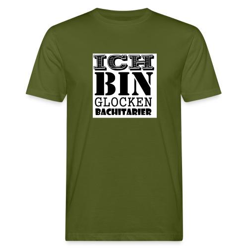 Glockenbachitarier jpg - Männer Bio-T-Shirt