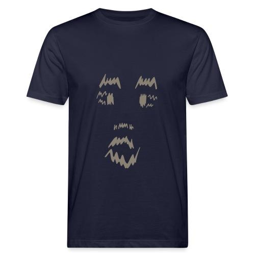 Angst? - Männer Bio-T-Shirt