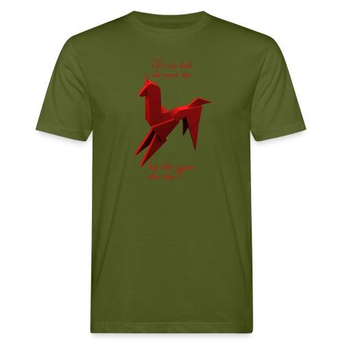 UnicornioBR2 - Camiseta ecológica hombre