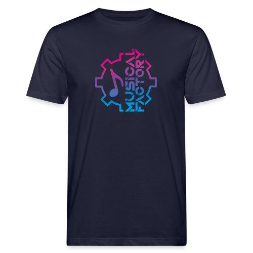 Musical Factory Marchio - T-shirt ecologica da uomo