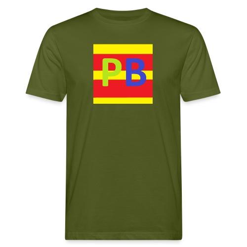 youtube pipobrothers tshirt kind - Mannen Bio-T-shirt