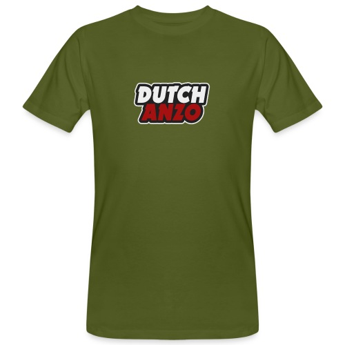 dutchanzo - Mannen Bio-T-shirt