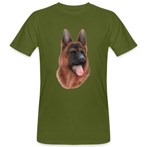 PERRO SIN FONDO - Camiseta ecológica hombre