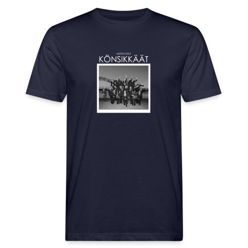 Könsikkäät - joulu saarella - Miesten luonnonmukainen t-paita