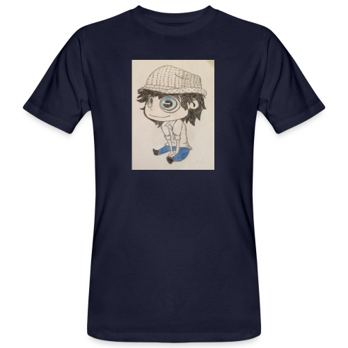 la vida es bella - Camiseta ecológica hombre
