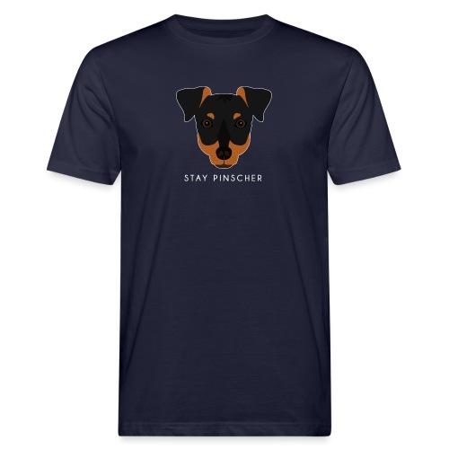 Pinscher - T-shirt ecologica da uomo
