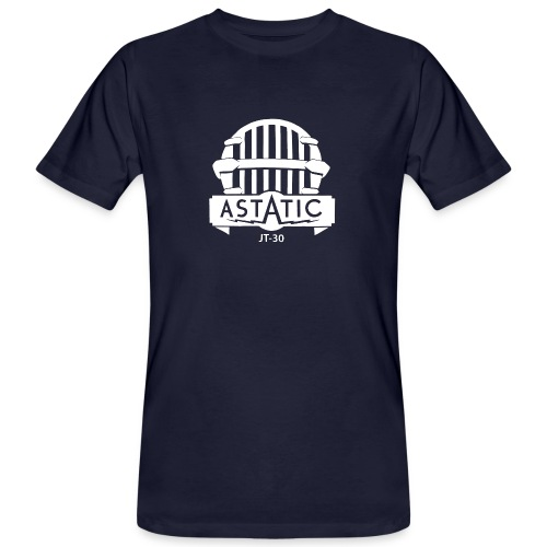Astatic JT-30 logo - Men's Organic T-Shirt