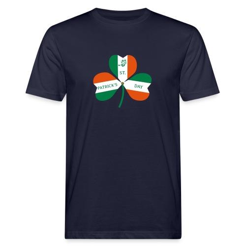 ST PATRICK'S DAY - Männer Bio-T-Shirt