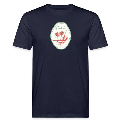 Beach - Men's Organic T-Shirt