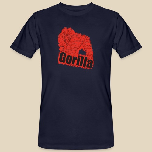 Red Gorilla - T-shirt bio Homme