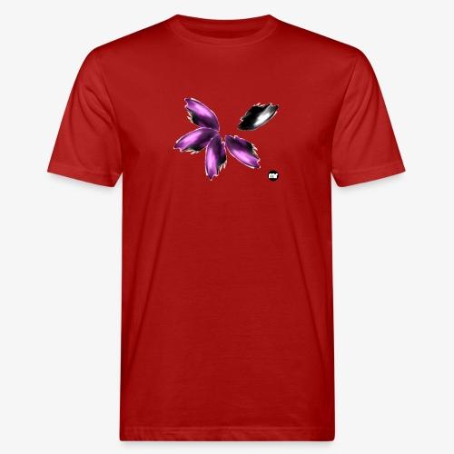 Sembran petali ma è l'aurora boreale - T-shirt ecologica da uomo