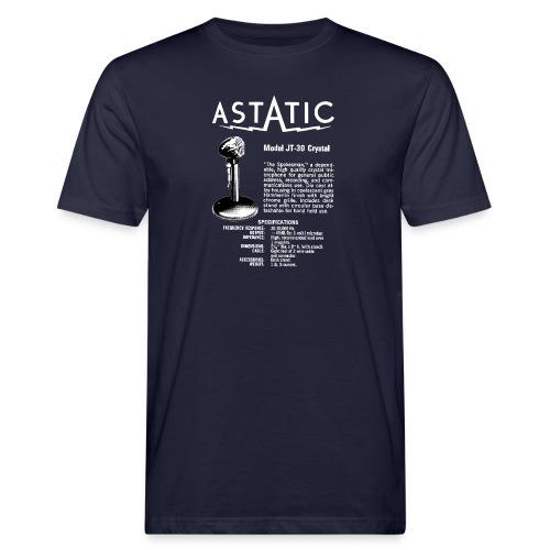 Astatic JT-30 Specs - Men's Organic T-Shirt