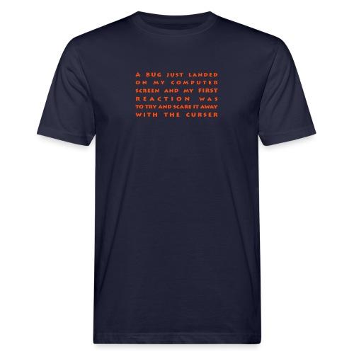 bug - Miesten luonnonmukainen t-paita