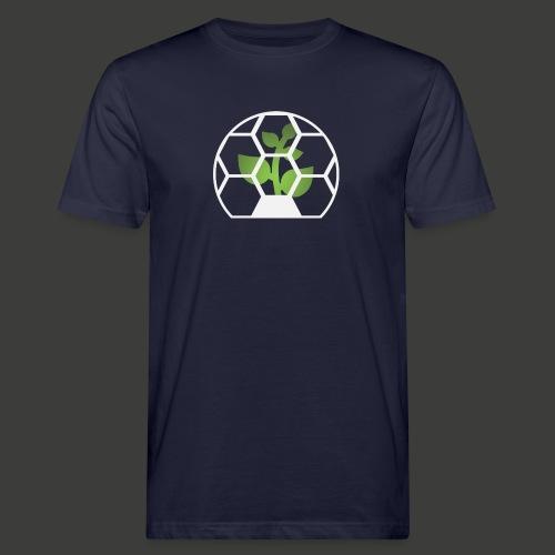 Biosphere Front - Men's Organic T-Shirt