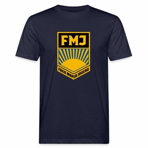 Freie Moped Jugend FDJ Parodie - Men's Organic T-Shirt