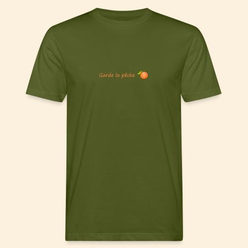 Garde la pêche - T-shirt bio Homme