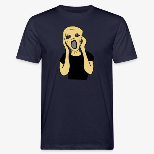 HUUTAJA - Miesten luonnonmukainen t-paita