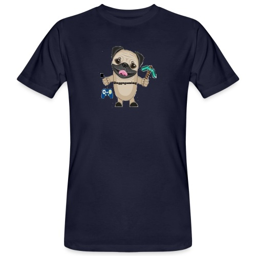 DOGGOgaming - Ekologisk T-shirt herr