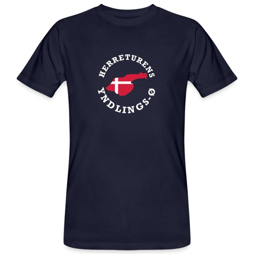 herreturens-yndlings-oe-k - Männer Bio-T-Shirt