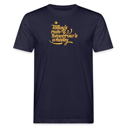 Todays's Rain Women's Tee - Quote to Front - Men's Organic T-Shirt