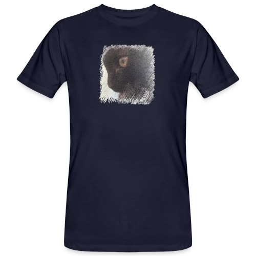 chat - T-shirt bio Homme