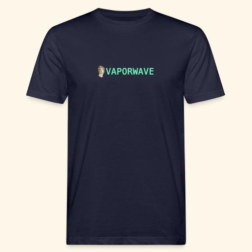 Roman Statue Vaporwave - T-shirt bio Homme
