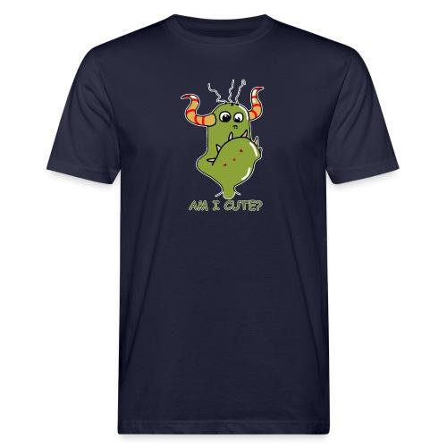 Cute monster - Men's Organic T-Shirt