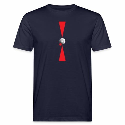 Petanque Minimalisme - T-shirt bio Homme