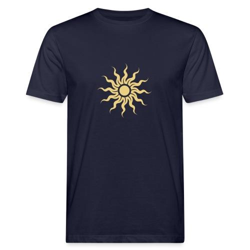 The Sun - Männer Bio-T-Shirt