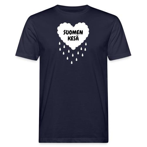 Suomen kesä - Miesten luonnonmukainen t-paita