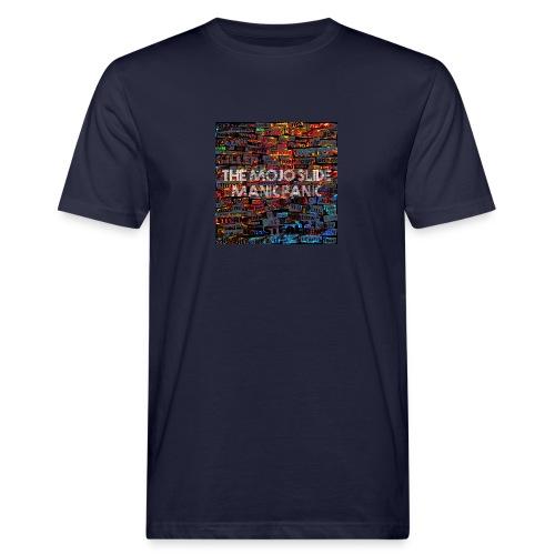 Manic Panic - Design 1 - Men's Organic T-Shirt