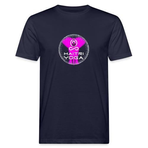 Pink Elephant Om - T-shirt bio Homme